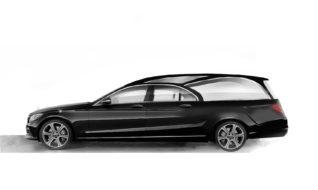 Mercedes W205 - wizualizacja
