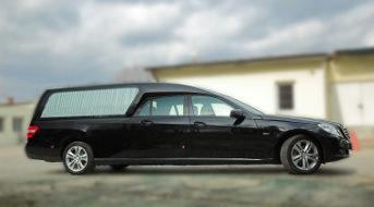 Mercedes W212 Długi