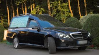 Mercedes W212 Krótki